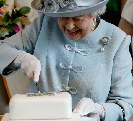Why does Queen Elizabeth celebrate her birthday twice?