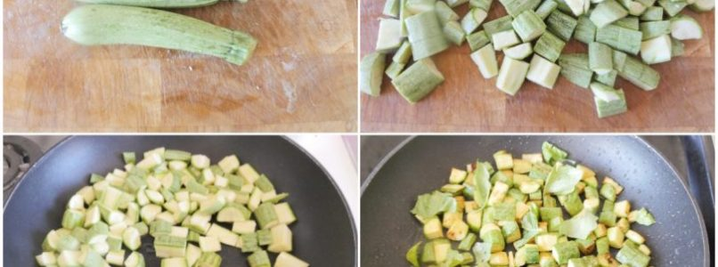 »Zucchini Crumble - Misya Zucchini Crumble Recipe
