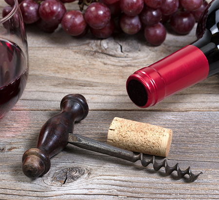 cork stopper and screw cap. An (even) emotional issue