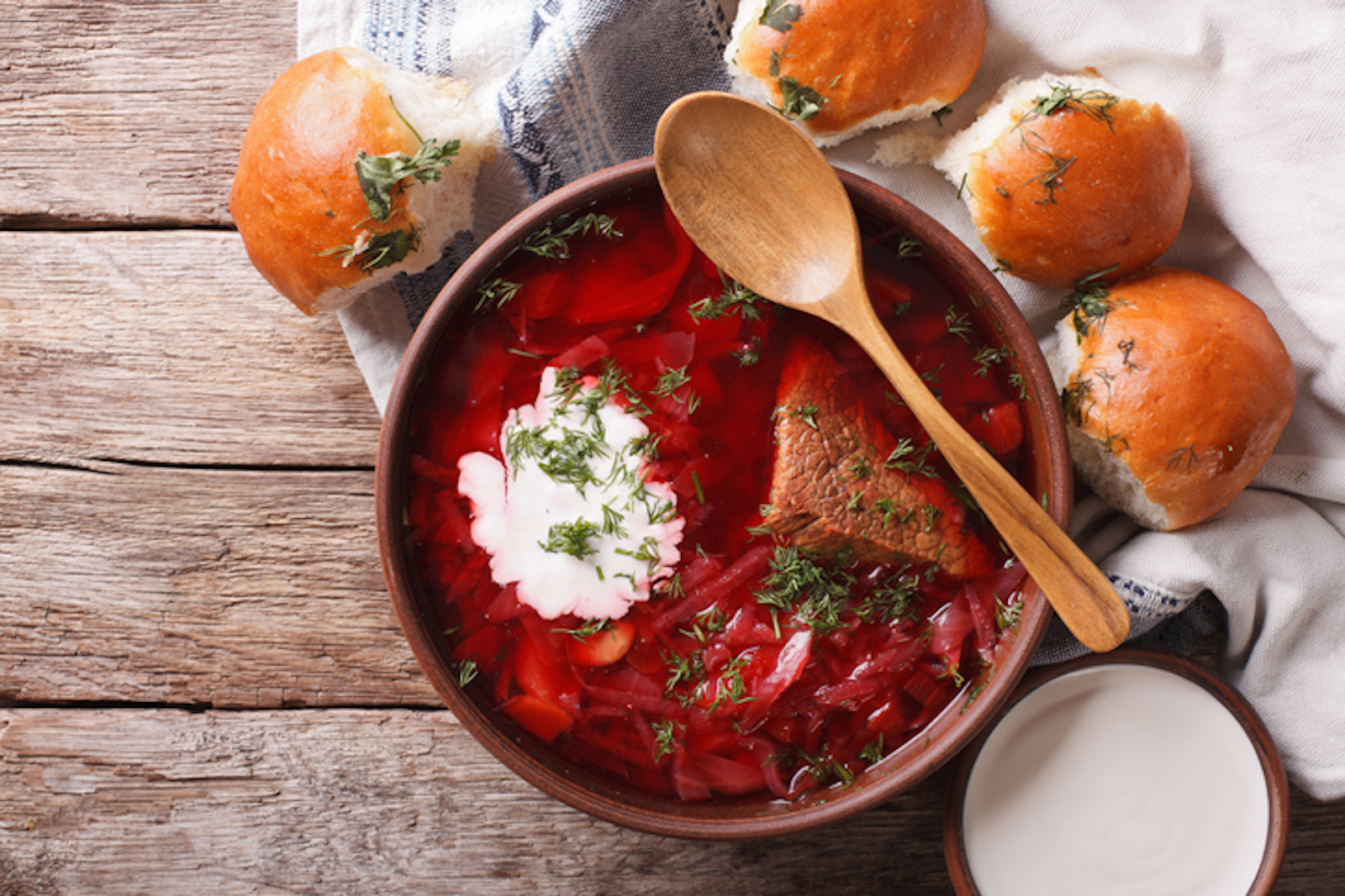 let's learn how to make borsch