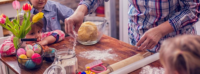 over half of families choose DIY dessert