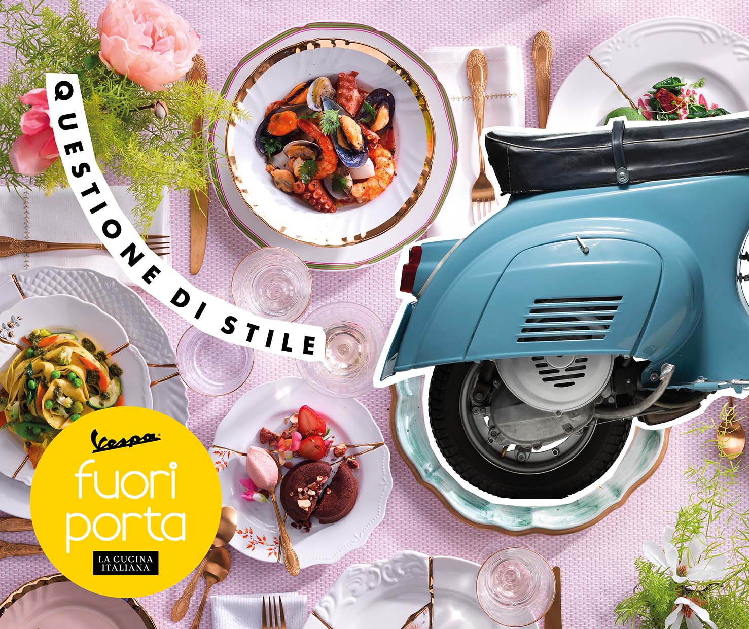 """Fuori Porta"", the journey to discover the history of Italian taste and style"
