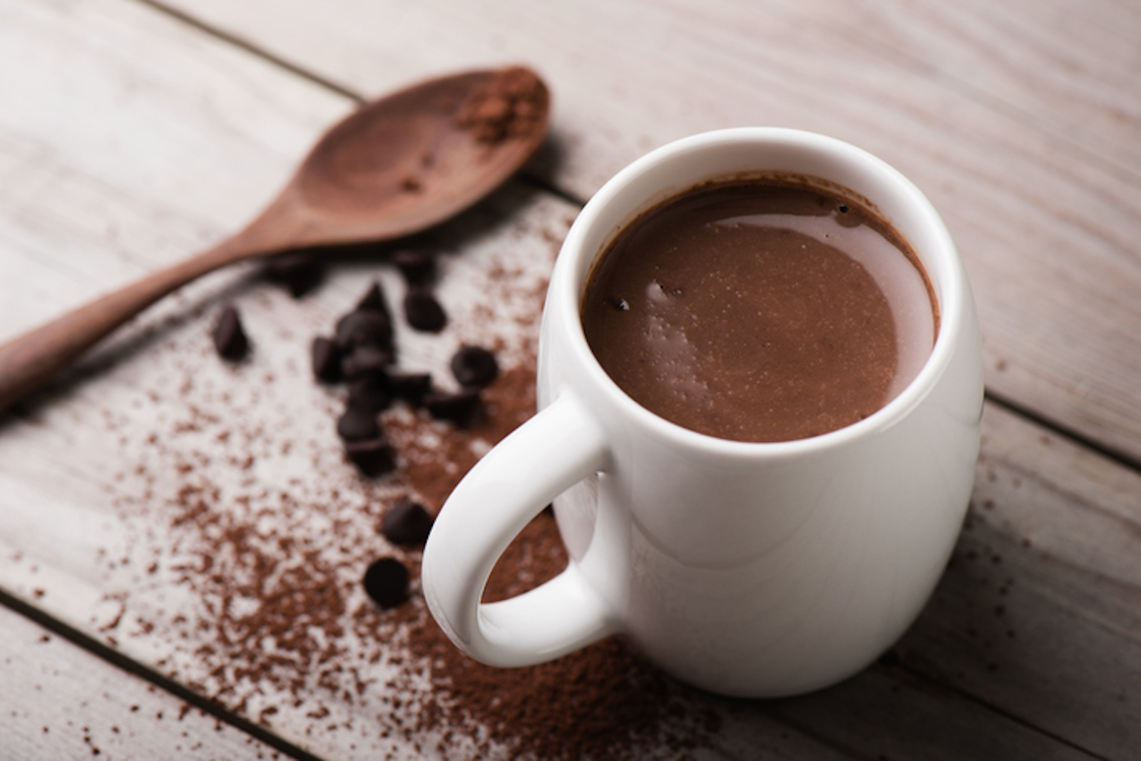 the new drink to take at the bar if you love cocoa